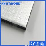 ACP composé en aluminium matériel d'Acm de panneau de décoration