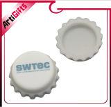 Tampão de frasco personalizado relativo à promoção do silicone da forma