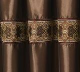 Chamäleon-Serien-dekorative Spitze-Vorhänge, fertige Wohnzimmer-Vorhänge, Schlafzimmer-Vorhänge, Farbton-Vorhänge