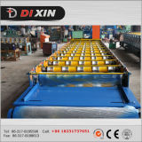 China-Hersteller Dixin Farbe/galvanisierte die Stahldach-Blatt-Rolle, die Maschine bildet