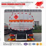 6*2シャーシ3の乗客のタクシーの石油タンカーのトラック