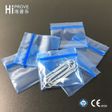 Ht 0889 PP Resealable 테이프는 각자 물개 플라스틱을 자루에 넣는다