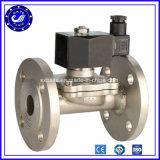 Válvula de control neumática del solenoide del acero inoxidable de la manera del acondicionador de aire 2 para el precio del bajo costo