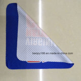 Grandes ventas liso delgado microfibra superficie antideslizante de silicona inferior del juego alfombrilla de ratón
