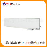 Bianco/Silver1203*303mm LED Panel Light con Frames