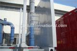Transport-Sattelschlepper-LKW-Schlussteil des geraden Träger-3-Axle hölzerner