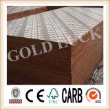 Importador concreto da madeira compensada da face da película do molde