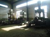 Plateau de zinc du marché de l'Afrique pour la brouette de roue (WB6421)