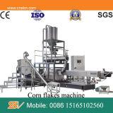 高容量の低い消費の自動ステンレス製のコーンフレークの生産ライン