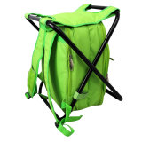 Trouxa Folded Chair Cooler Bag para Fishing