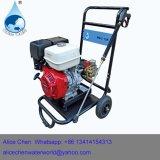高圧ガソリン機関の洗濯機