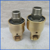 HD junta rotatoria del Multi-Paso del borde aire tipo el 1/2 de cobre amarillo ''