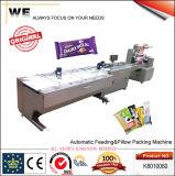 Empaquetadora automática de Feeding&Pillow (K8010060)