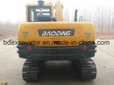 Baoding tutto l'piccolo escavatore incluso di configurazione Bd80-8 economico e pratico