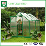 Hot-DIP galvanisierte Plastikgewächshäuser für Gemüse/Blumen