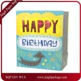 Geburtstag-Geschenk-Beutel, Papiergeschenk-Beutel, Packpapier-Beutel, kaufender Papierbeutel
