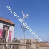 Caldo! Mulino a vento 5kw fuori dal generatore solare ibrido di energia eolica di griglia