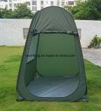 فرقعت فوق [كمب تنت] خارجيّة مخيّم خيمة