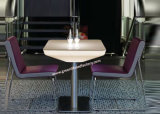 El comedor de RGBW fija la mesa de centro del LED