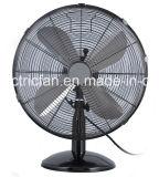 12 '' ventilatori antichi dello scrittorio del ventilatore da tavolo del metallo/ventilatore del metallo