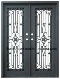 Двери и Windows ковки чугуна Австралии стандартные звукоизоляционные стальные материальные