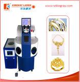 Soldadora de laser de la máquina de moldear del oro del soldador de la joyería