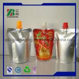 Sacchetto impaccante laminato della gelatina del di alluminio con il becco