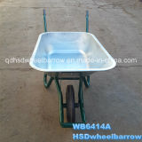 Wheel fuerte Barrow /Wheelbarrow para Construction Building