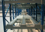 Ce Approved High Density Dichte Durchfluss-Rack