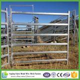 Panneaux panneaux de yard de bétail/de panneau/moutons portatifs bon marché galvanisés de bétail