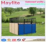 Qualität Soem-beweglicher Pferden-Stall mit Matte
