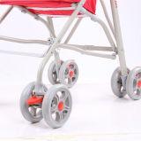 Einfacher Entwurfs-Baby-Spaziergänger mit dem preiswerten Preis gebildet im Fabrik-Großverkauf