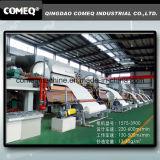 Máquina de papel profesional para el papel de tejido de tocador 1575-3500m m 5-15t/Day
