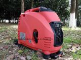 De standaard AC Eenfasige 4-slag 2200W Draagbare Generator van de Omschakelaar van de Benzine van de Macht met de Zuivere Golf van de Sinus