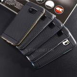 Гибридные тонкие крышки сотового телефона панцыря для края Samsung S7/S7