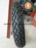 Tipo sin tubo neumático de la motocicleta/neumático 110/90-17, 80/90-18 de la moto