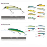 中国の安い高品質堅い釣魅惑の小魚の魅惑