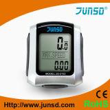 Velocímetro de ciclo sin hilos del odómetro de la computadora del LCD de la bicicleta (JS-2153)