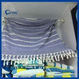 100%年の綿の糸の染められた鉱泉タオル(QH6785422)