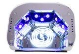 48watts LED CCFL, secador blanco del clavo