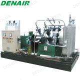 mini tipo lubricado 4500psi compresor del pistón de aire de alta presión