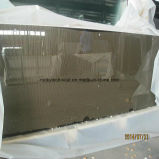 Sauna Doorのための岩が多いBrand 8mm Bronze Color Toughened Glass