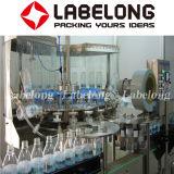 Completa de la máquina de embotellado de bebidas carbonatadas