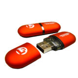 USB Flash Drive de plástico disco de memoria flash USB Pendrive USB Thumbdrive lápiz labial