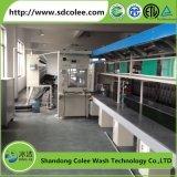 Machine portative de nettoyage de véhicule de ménage