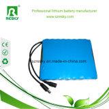 Batería Li-Po 3.7V 10ah 10c del polímero del litio para los productos de RC