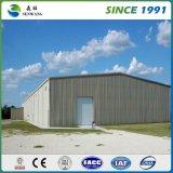 適正価格の金属板の鉄骨構造の倉庫