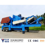 좋은 Performance 및 Low Price Portable Mounted Impact Crusher