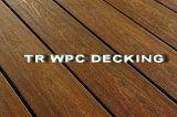 Поставка дешево и квалифицированный защищаемый Decking WPC