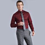 고전적인 작풍 Mens 셔츠 남자를 위한 최신 작풍 형식 예복용 와이셔츠
